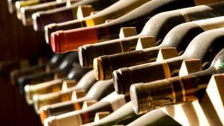 Licitatie de vinuri rare, in Romania