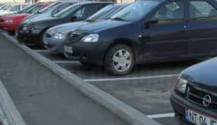 Licitatie pentru locurile in parcari noi pe strazile Cuza Voda, Oituz si Fdt. Crizantemelor