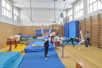 Licitatie pentru sala de gimnastica de la Scoala nr. 2