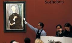 Licitatii de arta, in curand pe eBay - oferte de pret in timp real, de oriunde din lume