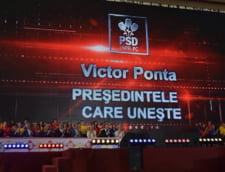 """Lider ACL """"sabotat"""" de microfon: Votati Victor Ponta - indemn pentru electoratul lui Iohannis (Video)"""