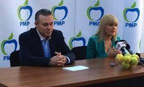 Lider PMP: Diaconescu ne santajeaza? Atunci sa candideze singur