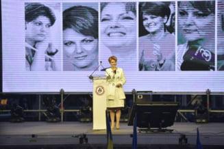 Lider PSD, dupa ce Iohannis a refuzat-o pe Olguta Vasilescu: Ii e frica de femei frumoase si puternice