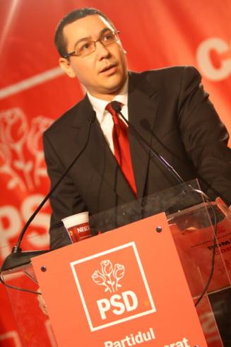 Lider liberal: Victor Ponta este captiv unei mentalitati de tip nazist! Va sfarsi lamentabil in malaxorul DNA