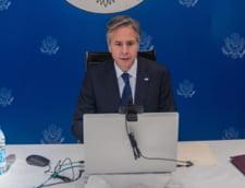 """Lidera opozitiei din Belarus, intrevedere cu secretarul de stat american: ''Am cerut SUA sa accentueze presiunea economica si politica asupra regimului"""""""