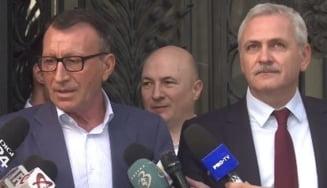 """Lideri PSD despre care s-a spus ca au semnat o scrisoare anti-Dragnea, """"mesaj de unitate pentru partid"""""""