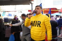 "Liderii AUR anunta proteste de amploare la ora 17.00, in fata Ministerului Sanatatii: ""Voiculescu si Arafat au timp pana atunci sa-si dea demisiile"""