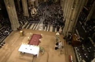 Liderii PDL participa la funeraliile lui Wilfred Martens