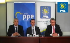 Liderii PNL din regiunea nord-vest cer guvernului sa aloce bani pentru Spitalul Regional, Autostrada Transilvania si trenuri de mare viteza