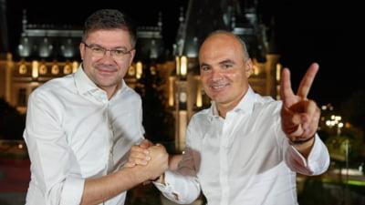 """Liderii PNL refuza sa comenteze autosuspendarile lui Chirica si Alexe. Rares Bogdan: """"Eu sunt cu biserica, maine ma duc la prohod, nu dau declaratii"""""""