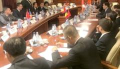 Liderii PSD Constanta, intalnire cu oficiali ai Partidului Comunist Chinez