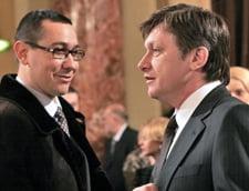 Liderii PSD si PNL se intalnesc dupa pranz pentru a dezbate motiunea de cenzura