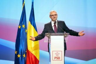 Liderii PSD zic ca marele miting anuntat de Dragnea se amana pentru toamna