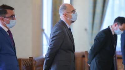 Liderii UDMR spun că nu ar fi fost căutați pentru discuții cu Nicolae Ciucă în vederea formării noului guvern SURSE