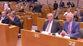 Liderii UE exclud renegocierea acordului de Brexit si acuza un joc murdar al Londrei: Gasiti solutii in loc sa beti ceai si sa mancati biscuiti