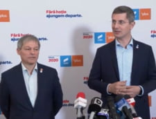"""Liderii USR PLUS, despre declaratiile prin care sefii PNL ii critica: """"Sunt discutii normale, firesti. Cum sa nu functioneze coalitia?"""""""