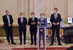 Liderii coaliției de guvernare s-au înțeles în privința rectificării bugetare. 3 miliarde de lei urmează să fie împărțiți administrațiilor locale