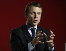 Liderii europeni il felicita pe Macron, noul presedinte al Frantei: Este o victorie impotriva stirilor false