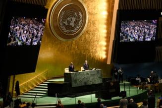 Liderii mondiali revin, parţial, în această săptămână la Naţiunile Unite, cu atenţia îndreptată spre combaterea schimbărilor climatice şi a COVID-19