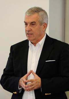 Liderul ALDE, Calin Popescu-Tariceanu, considera ca presedintele Klaus Iohannis a avut joi un discurs ''virulent'' pentru a provoca alegeri anticipate.