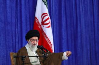 Liderul Iranului avertizeaza Europa ca tara sa nu va tolera si limitarea programului nuclear, si sanctiuni