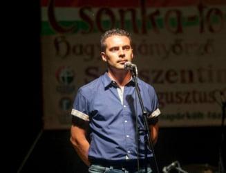 Liderul Jobbik, in Harghita: Nu vom renunta la ideea anularii Trianonului
