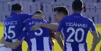 Liderul Ligii 1 pierde la Timisoara dupa un meci de poveste