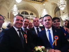 Liderul PNL Bistrita-Nasaud Ioan Turc, invitat la dineul oferit de Klaus Iohannis, de Ziua Nationala a Romaniei