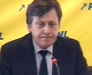 Liderul PNL Prahova si-a dat demisia cu Crin Antonescu de fata