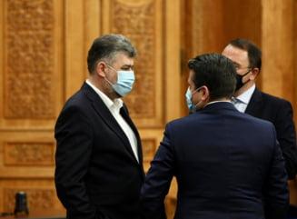 Liderul PSD, Marcel Ciolacu, acuza o frauda a USR PLUS si cere anularea alegerilor din Bucuresti