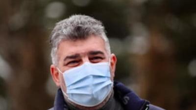 """Liderul PSD, Marcel Ciolacu, despre clipurile in care ministrii fac campanie pro-vaccinare: """"E jenant, parca sunt niste staruri rock"""""""