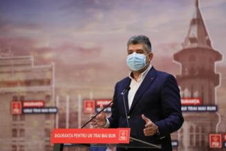 """Liderul PSD Marcel Ciolacu ii cere presedintelui Iohannis un plan de ridicare a restrictiilor: """"Exista doar romani! Romani disperati"""""""