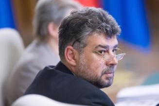 Liderul PSD spune că moţiunea de cenzură a partidului său amendează toate formațiunile din coaliţie