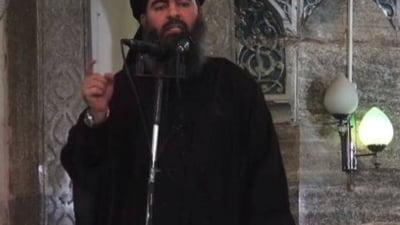 Liderul Statului Islamic, posibil ranit intr-un atac - cum ar fi afectata gruparea terorista