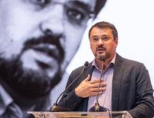 """Liderul USR PLUS, Cristian Ghinea, invita PNL pentru a pune bazele unei coalitii de guvernare: """"Nu acceptam orice ministere"""""""
