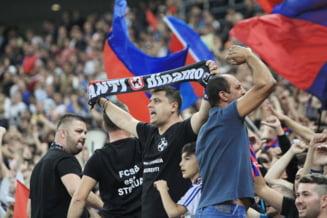 """Liderul galeriei """"Peluza Nord"""", discurs motivational pentru jucatorii celor de la FCSB inainte de derbiul cu Dinamo (Video)"""