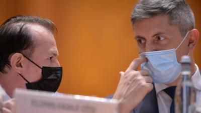 """Liderul grupului USRPLUS, amenințare voalată pentru premier: """"Şi domnul Cîţu este supus evaluării coaliţiei"""""""