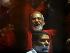 Liderul miscarii islamiste Fratii Musulmani, condamnat la inchisoare pe viata