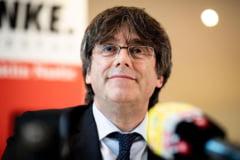 Liderul separatist catalan Carles Puigdemont se întoarce la Bruxelles, după arestrea din Sardinia