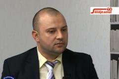Liderul tineretului PSD Salaj, implicat intr-un grav accident