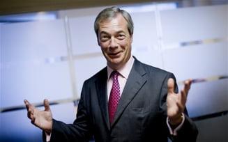 """Liderul unui partid britanic: Cameron nu are """"tupeu"""" sa-i blocheze pe imigrantii romani"""