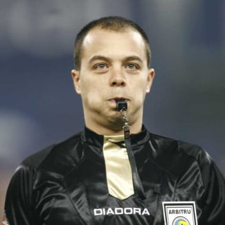 Liga 1: Avram fluiera Rapid - Dinamo
