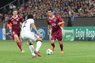 Liga 1: CFR Cluj s-a incurcat pe teren propriu