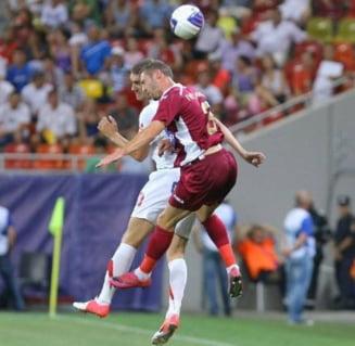 Liga 1: Dinamo, batuta de CFR Cluj