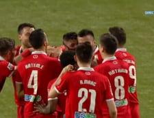 Liga 1: Dinamo castiga cu Timisoara si e lidera campionatului