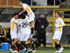 Liga 1: FC Brasov invinge Rapidul dupa un meci tensionat