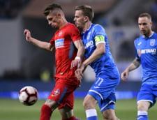 Liga 1: FCSB da lovitura pe final de meci in Banie prin debutantul Tsoumou si invinge Universitatea Craiova