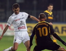 """Liga 1: Gloria si FC Brasov au remizat in """"thrillerul de la Bistrita"""""""