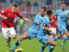 Liga 1: Infrangere surprinzatoare pentru Dinamo