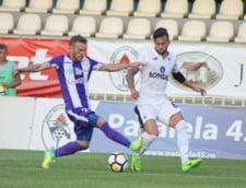 Liga 1: Pas gresit pentru ACS Poli Timisoara
